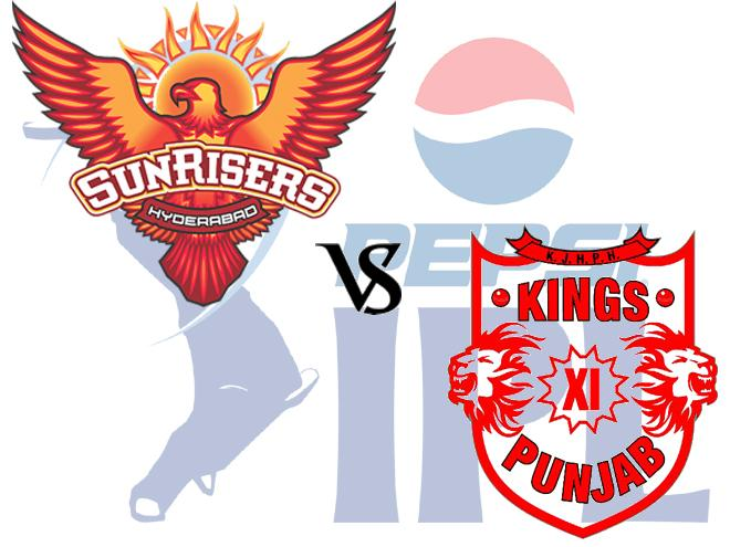 IPL 2014 Ninth Match (SRH vs KXIP )