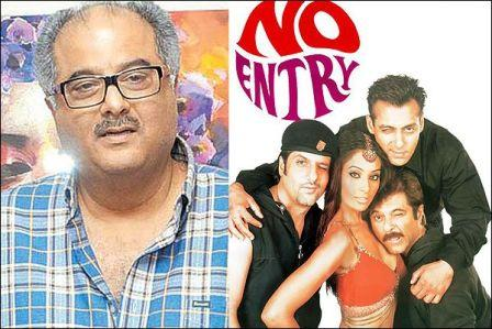 "Bollywood film "" No Entry "" going to remake in Bengali, produce by Bonny Kapoor"