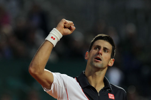 Novak Djokovic beaten Roger Fedrer To win Wimbledon Final