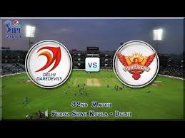 IPL 2014 twelveth Match ( SRH vs DD )