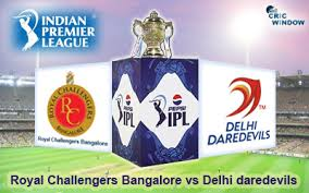 IPL 2014 second match (DD vs RCB)