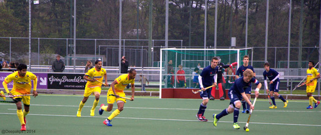 India lose 4-2 to Netherlands in European hockey tour