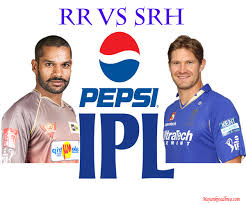 IPL 2014 Fourth Match ( RR vs SRH )