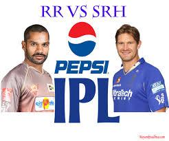IPL 2014 Fourth Match ( RR vs SRH )