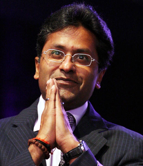 Lalit Modi elected as RCA president