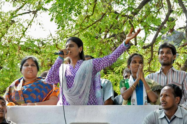 Will support anyone who gives our state a better deal: YS Sharmila