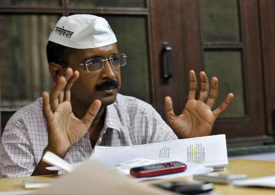 Kumar Vishwas will defeat Rahul in Amethi : Kejriwal