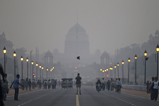 WHO report claims New Delhi has world's worst air pollution