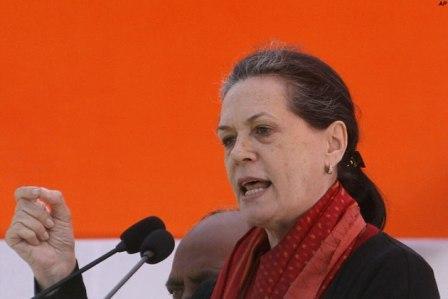 Sonia Gandhi advises Modi to read history