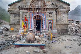 Gates of Kedarnath thrown open for pilgrims