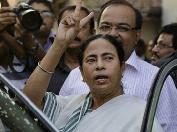 Mamata will never tie up with BJP in formation of Govt. at Centre