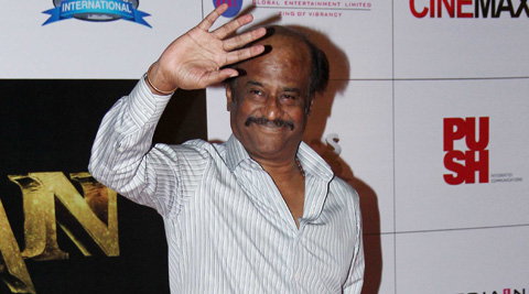 Rajnikanth joins Twitter