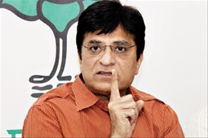 Railway minister promised to consider feelings of Mumbaikars: Kirit Somaiya