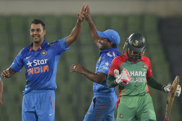 Outstanding Binny helps India to seal series against Bangladesh