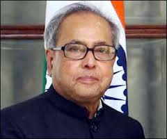 Modi Govt. will aim to fulfill aspirations of 125 crore Indians, says President Mukherjee