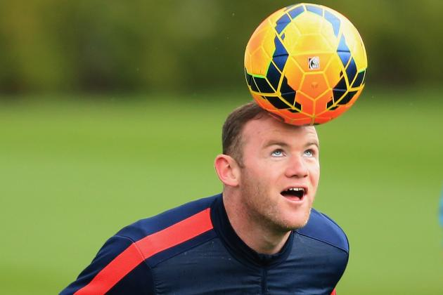 Rooney holds the key to success for England, says Lampard