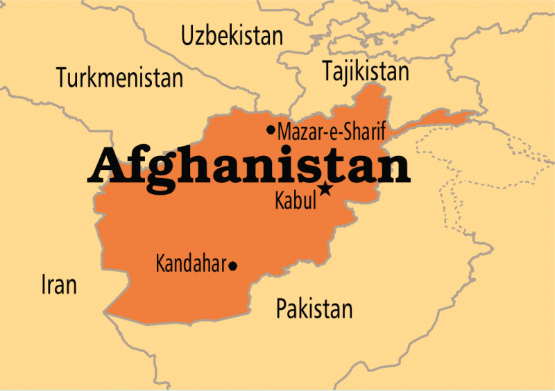 Afghanistan blames Pakistan for militant attacks