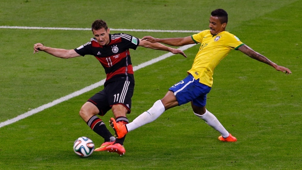 Brazil's World Cup dreams end with a disastrous 1-7 loss to Germany