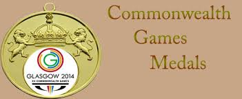 Commonwealth Games 2014 Medal Tally