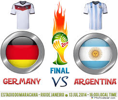 World Cup final preview: Germany face Argentina in Maracana showdown