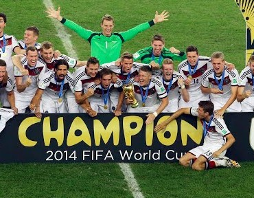 Germany Won FIFA World cup by beating Argentina by 1-0