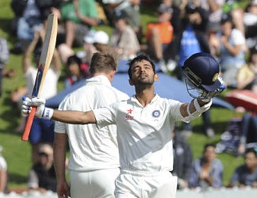 Lone Warrior Rahane saved day for India at Lords