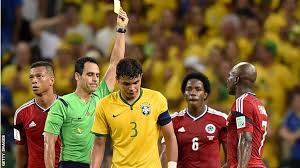 Brazil appeals for withdrawal of yellow card  of skipper Thiago Silva