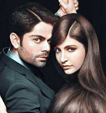 we have not given permission to Virat kohli for staying with Anushka sharma : BCCI