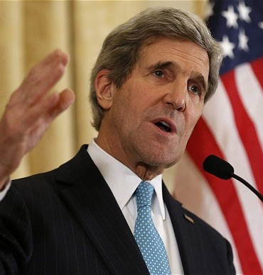 John Kerry states: airstrikes alone won't defeat ISIS militants