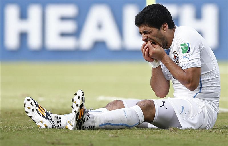 Suarez appeals to CAS against four-month FIFA footballing ban