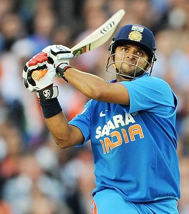 Raina blitz helps India to win second ODI  by 133 runs
