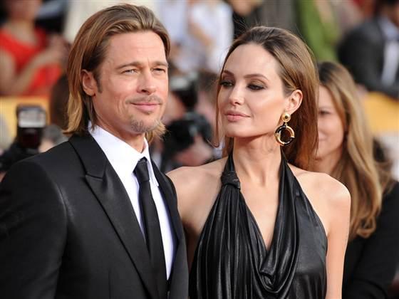Honeymoon with hubby Brad Pitt  is 'very funny' :Angelina Jolie