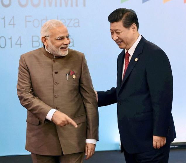 Chinese President Xi Jinping begin his India visit from Gujarat