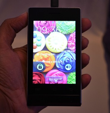 Jivi mobiles launches the JSP 20, Android Smartphone