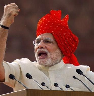 Narendra Modi launches village scheme