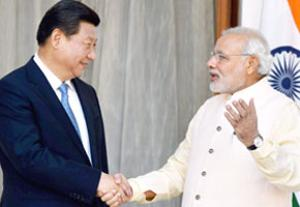 PM Modi raises issue of trade imbalance between India and china with Prez Xi