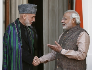PM Narendra Modi welcomes the consensus reached between Afghan leaders