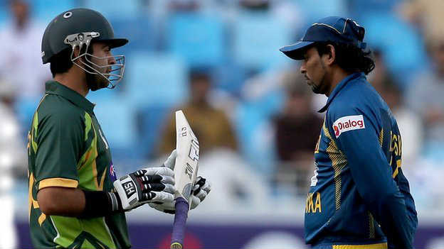 Convert to Islam  and You Will go to Heaven:Ahmed Shehzad To Tillakaratne Dilshan