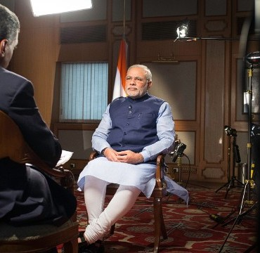 Work gives me pleasure and relaxation : Prime Minister Modi