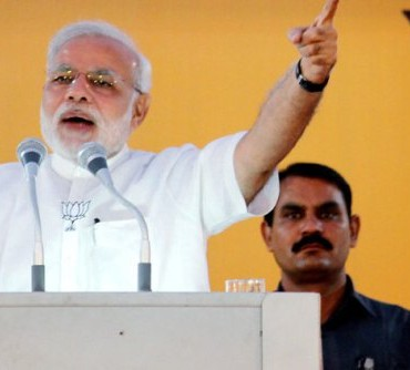 BJP's win in Maharashtra will end demonic ideologies: PM Modi
