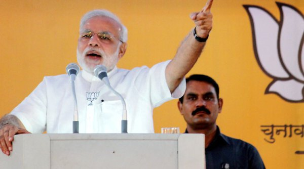 Land Bill In Favour Of Farmers – Said Modi