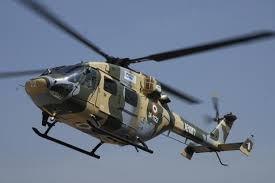 Cheetah Helicopter Crash in UP,three officers killed