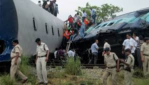 14 killed and 45 injured in train collision