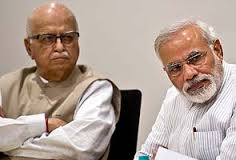 PM Modi wishes Advani on his 87th birthday
