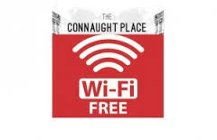 Delhi's Connaught Place get Wi-Fi access