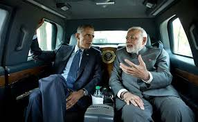 President Obama and PM Modi to Share 'Mann Ki Baat' today