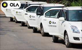 No revolution will come with ola cabs:By an user