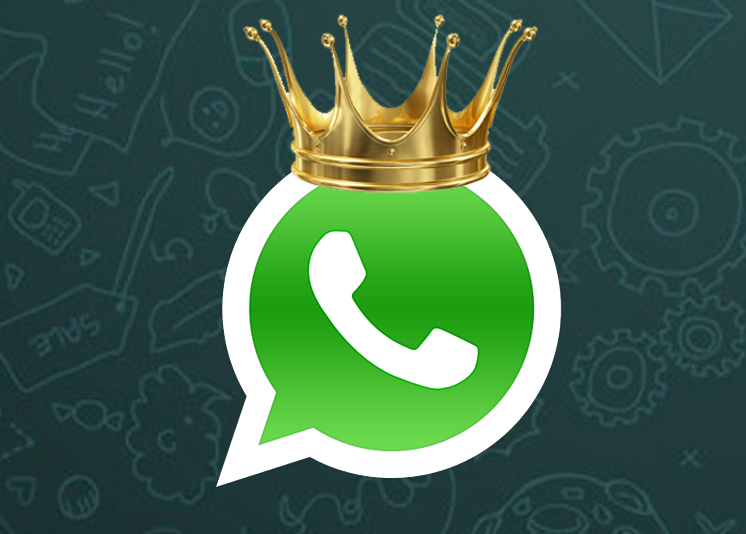 Whatsapp now has 700 mln active users every month
