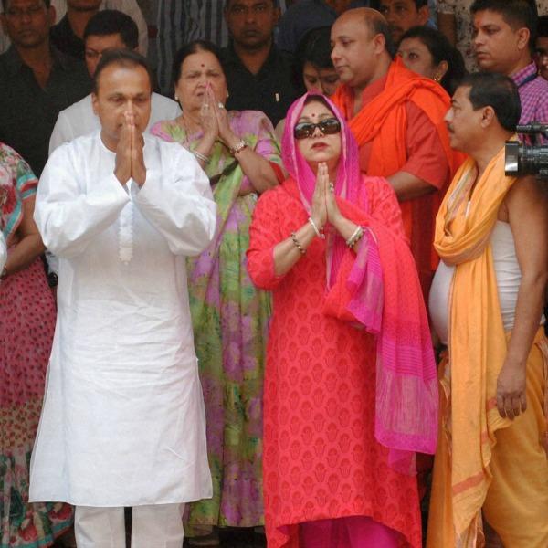 Anil Ambani Took Charge To Clean Kamakhya