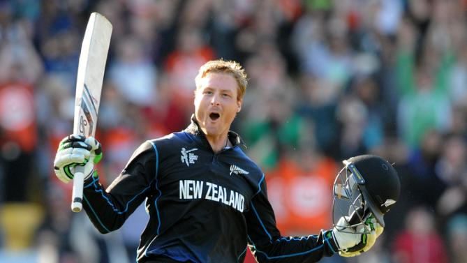 Martin Guptill hits highest World Cup score